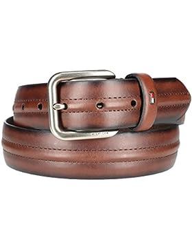 Tommy Hilfiger Cinturón central detalle casual cinturón para hombre