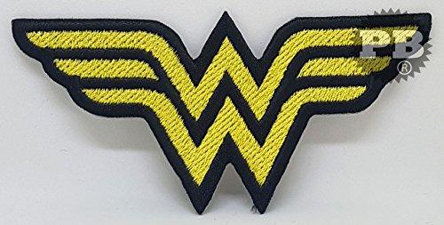 # 356DC Comics Wonder Woman Eisen nähen auf Patch Halloween ()
