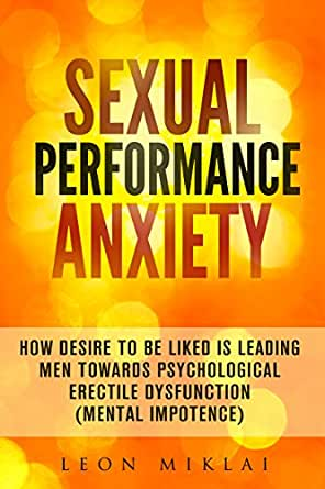 psychological impotence performance anxiety