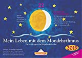 Mein Leben mit dem Mondrhythmus: Wandkalender - Edith Stadig