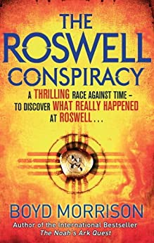 The Roswell Conspiracy by [Morrison, Boyd]