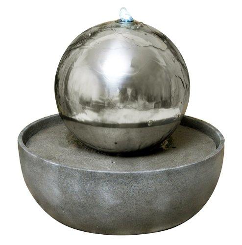ambiente-eclipse-steel-sphere-water-feature