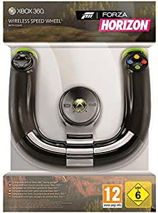 forza horizon volant sans fil pour xbox 360 jeux vid o. Black Bedroom Furniture Sets. Home Design Ideas