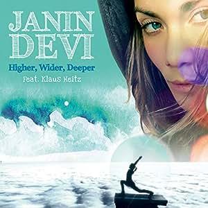 Higher, Wider, Deeper