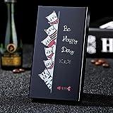 Byan Étui À Cigarettes, Étui À Cigarettes Pour Femmes, Section Longue, Personnalité, Petit, Ultra-Mince, Imperméable, Étui À Cigarettes Pour Femme, Capacité 20,D,Boîte