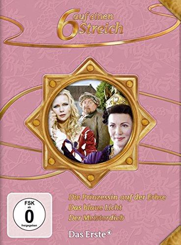 Märchenbox - Sechs auf einen Streich Volume 6 [3 DVDs] (Kostüm Streich)