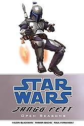 Star Wars: Open Season v. 1: Jango Fett (Star Wars (Dark Horse))
