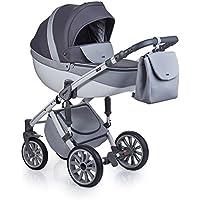 Anex Sport para sillita de bebé sistema de viaje 2in1+ adaptadores para asientos de coche: Maxi-Cosi Cybex Kiddy ser seguro