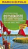MARCO POLO Reiseführer Ostseeküste Mecklenburg-Vorpommern: Reisen mit Insider-Tipps - Mit EXTRA Faltkarte & Reiseatlas - Bernd Wurlitzer, Kerstin Sucher