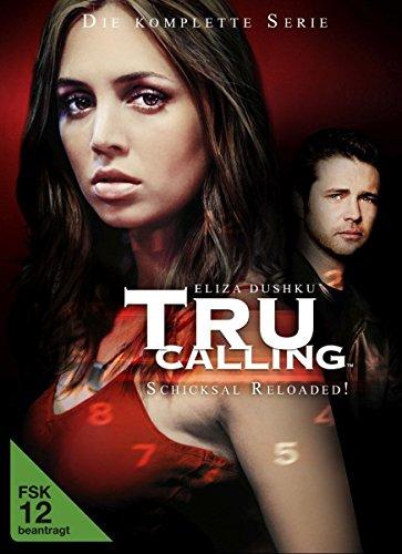 Tru Calling: Schicksal reloaded! - Die komplette Serie [8 DVDs]