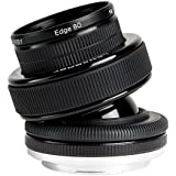LENSBABY 80 mm / F 2.8 COMPOSER PRO WITH EDGE 80 Objectifs