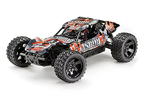 Absima Hot Shot Series 12212 - Allrad RC Car 1:10 EP Sand Buggy ASB1BL 4WD Brushless RTR Waterproof