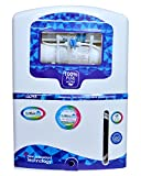 Helix Water Purifier Novo Blue Ro Uv Uf Minerals Tds Adjuster 3PP Extra Candle