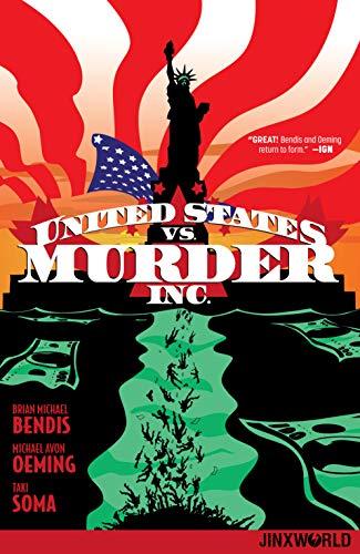 United States vs. Murder, Inc. Vol. 1 (Kid Inc Monster)