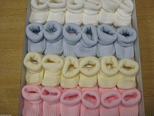 angelkids , Baby Mädchen Krabbelschuhe & Puschen cremefarben cremefarben