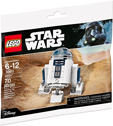 LEGO® 30611 StarWars® R2-D2 Bausatz 2017 Polybag (Star Lego-r2d2 Wars)