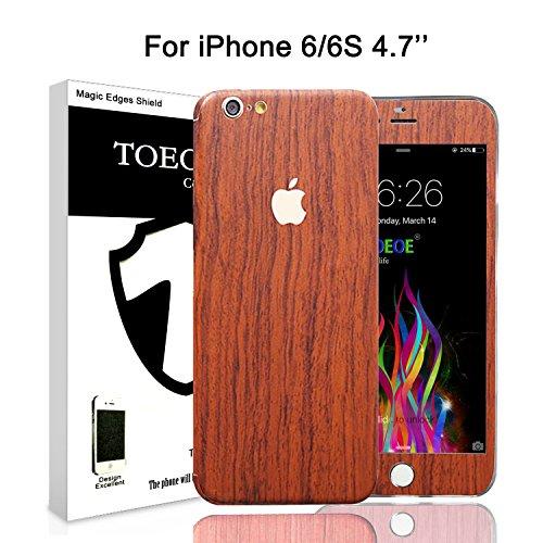 toeoe-adhesivo-de-vinilo-protector-para-iphone-diseo-efecto-madera-acacia-wood-for-iphone-6s-6