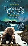 La quête des ours - Cycle 1, tome 3 : Le géant de feu par Hunter