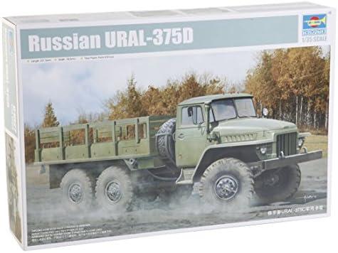 Trumpeter Kit modèle Russe Oural 375d 01027 | Belle Couleur