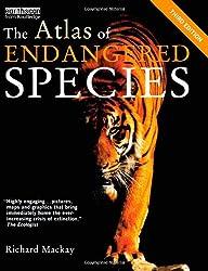 The Atlas of Endangered Species (The Earthscan Atlas)