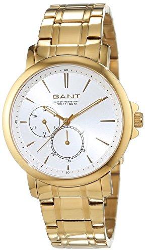 Gant Femme Montre Bracelet à Quartz analogique en Acier Inoxydable Lauderdale Revêtement w70485