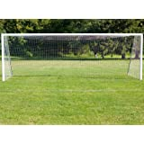 Wollowo 24ft x 8ft Football/Soccer Goal Replacement Net Fits Full Size Goal