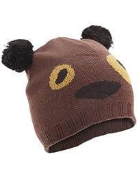Floso - Bonnet style animal (tigre, panda, ours, chien) - Enfant unisexe
