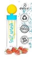 Dorrzi Fruit Splash 700ml Tritan Water Fruit Infuser Bottle