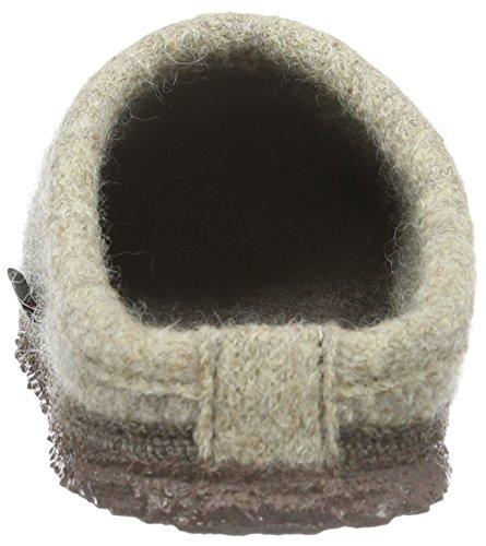 Giesswein Notzen, Chaussons mixte adulte Beige - Beige (268 natur)