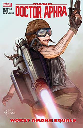Star Wars: Doctor Aphra Vol. 5: Worst Among Equals (Star Wars: Doctor Aphra (2016-)) (English Edition)