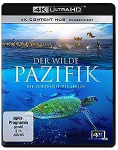 Der wilde Pazifik 4K - Die Schönheit des Lebens 4K UHD [Ultra HD Blu-ray]