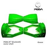 'Peda New 8DIY inteligente Incluso Balancing Carcasa Case–Patinete eléctrico (2ruedas Outer Shell Accesorios de recambio, verde, 8 pulgadas - PEDA - amazon.es