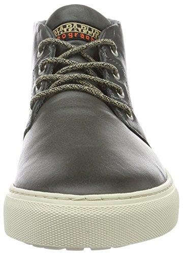 Napapijri Bever, Baskets Basses Homme Gris - Grau (Dark Grey N88)