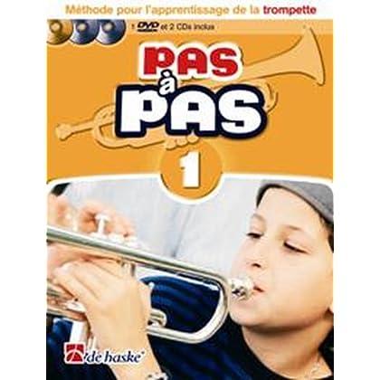 Pas à Pas 1 Trompette
