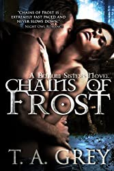 Chains of Frost (paranormal erotic romance): The Bellum Sisters #1 (English Edition)