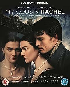 My Cousin Rachel [Blu-ray] [2017]