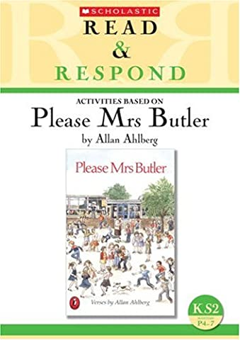Please Mrs Butler Teacher's Resource (Read & Respond)