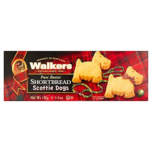Walkers Shortbread Scottie Dogs 110g