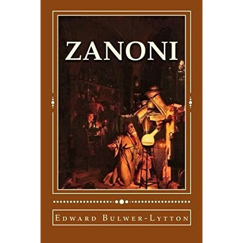 Zanoni by Edward Bulwer-Lytton