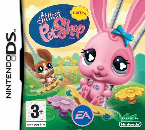 Littlest Pet Shop: Garden [PEGI] - Ds-littlest Shop Pet