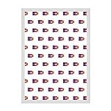 Unbekannt Matt Weiß Bild Rahmen, Größe A1, 59,4x 84cm,