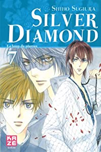 Silver Diamond Edition simple Tome 7