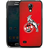 Samsung Galaxy S4 mini Hülle Schutz Hard Case Cover 1. FC Köln Fanartikel Fußball