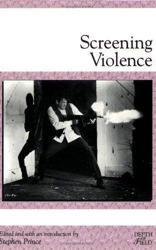 Screening Violence (Rutgers Depth of Field Series) by Rutgers University Press (2000-06-01)