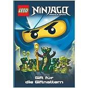 LEGO Ninjago Doppelband 2 / Gift .../ Versteck ...: Gift für die Giftnattern + versteck der Würgeboas