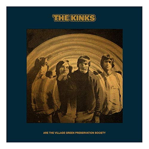 Are the Village Green Preservation Society [Super Deluxe Box Set] [Vinyl LP] Green Music Box