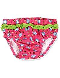 Playshoes UV-Schutz Badewindel, Badehose, Schwimmwindel Blumen pañal de natación para Bebés