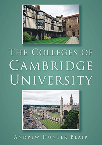 The Colleges of Cambridge University by Andrew Hunter-Blair (2012-06-01)