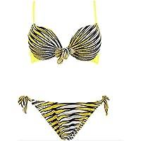YARBAR Easy Sexy Trikini Maillot de Bain Femme Bikini 13