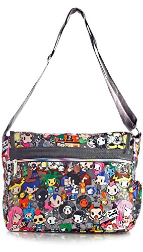 Big Handbag Shop ,  Unisex-Erwachsene Tasche Messenger 825 - Save The Planet